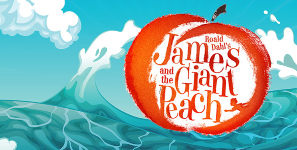 Don't Forget: James and the Giant Peach rolls into MV this week.