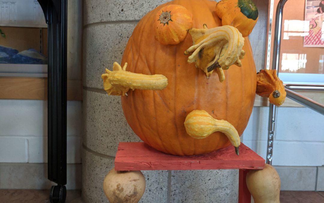 Halloween and Dia de Muertos at MVM